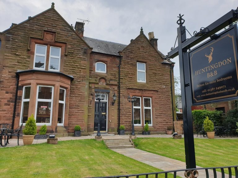 The Huntingdon B&B | Dumfries Bed and Breakfast